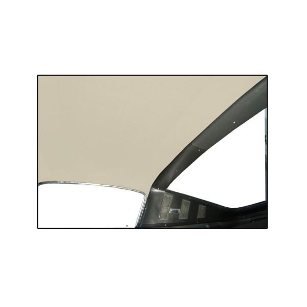 Dachhimmel 65-68 Fastback weiß