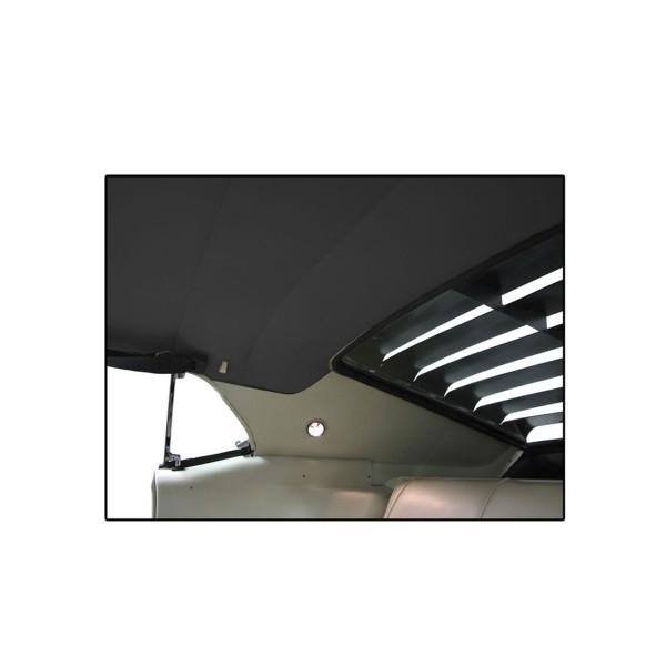 Dachhimmel 69-70 Fastback schwarz