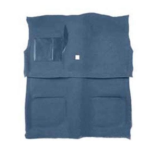 Teppich 69-70 Cabrio blau