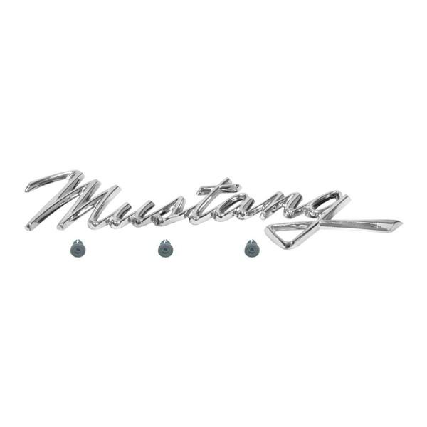 Kotflügel-Emblem Mustang, 68