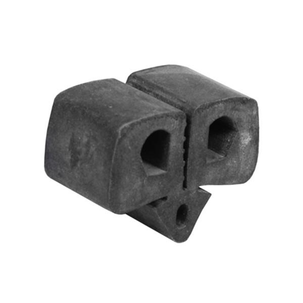 Auflagegummi Kotflügel 65-66 & 67-68 vorn, Stück