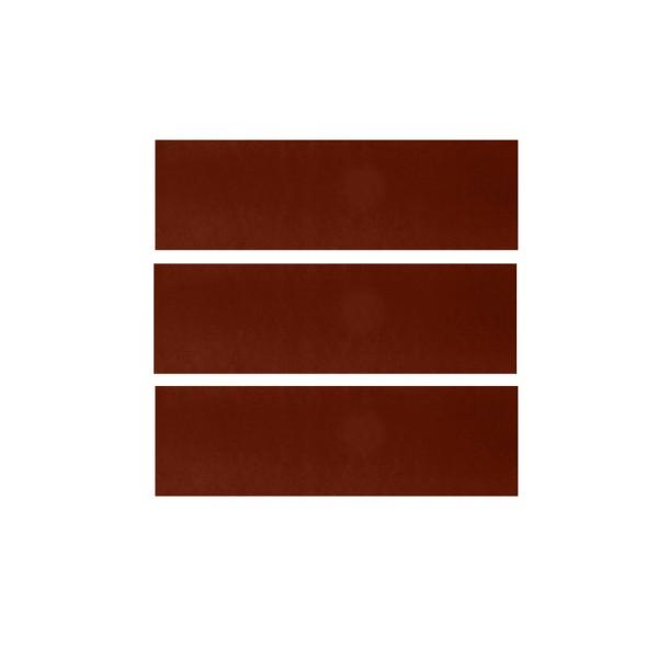 Teppich hinten 65-68 Fb glutrot