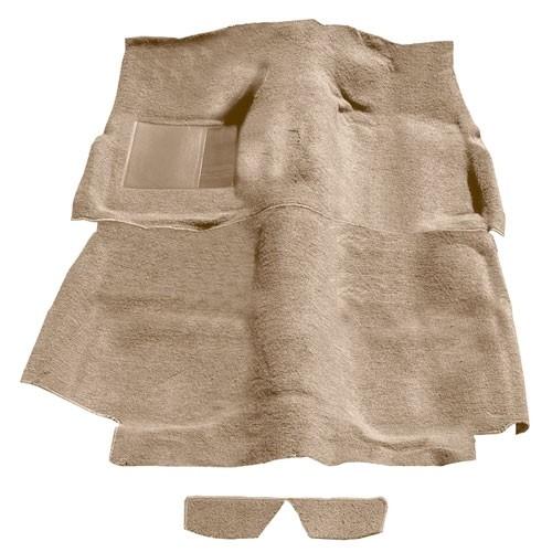Teppich 65-68 Fastback beige