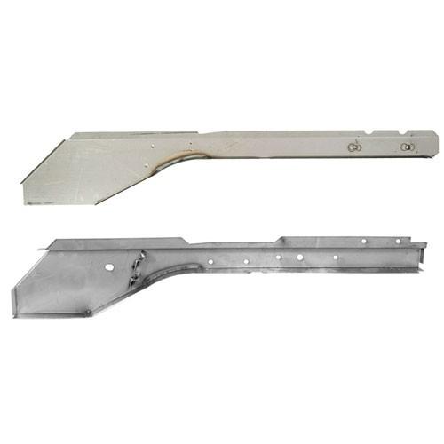 Rahmenlängsträger vorne, RH, 65-70, 2-Teilig