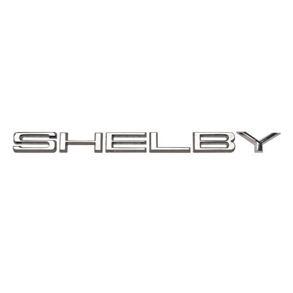 """Schriftzug """"SHELBY"""" Einzelbuchstaben, 68-70, Klebesatz"""