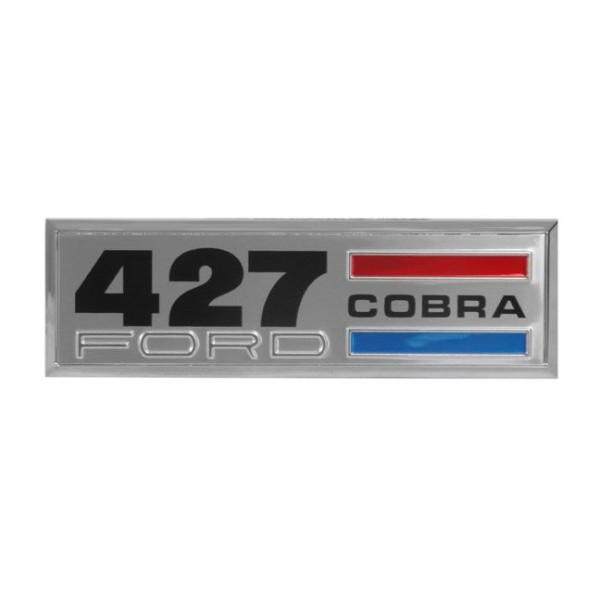 """Kotflügelemblem """"427 Cobra"""""""