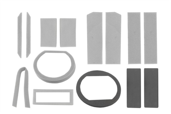 Dichtsatz Gebläsekasten, 67-68, mit Klimaanlage