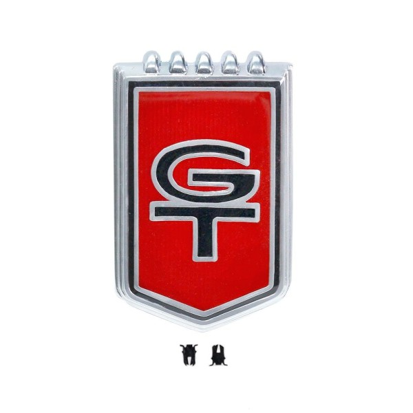Kotflügel-Emblem, GT, 66
