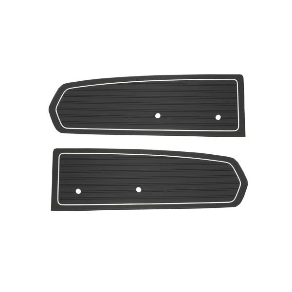 Türverkleidungen Standard, 68, schwarz