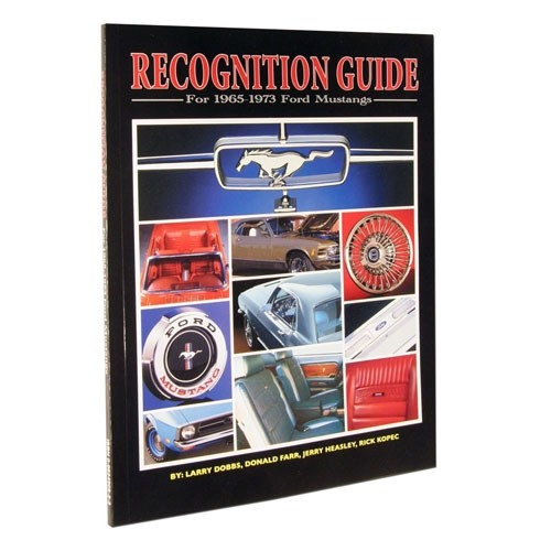 Buch Mustang Recognition Guide, 65-73