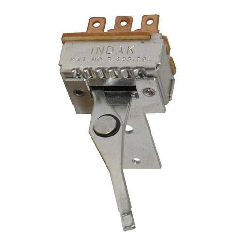 Gebläseschalter für Lüftermotor Heizung, 71-73 mit Klima