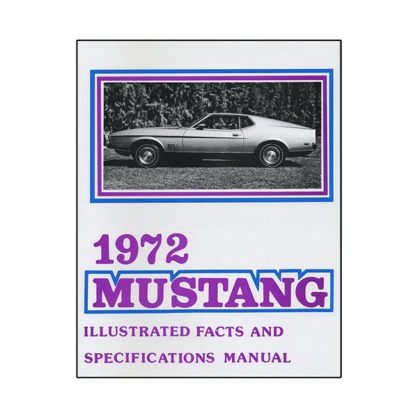 Buch Illustrated Facts Book 72