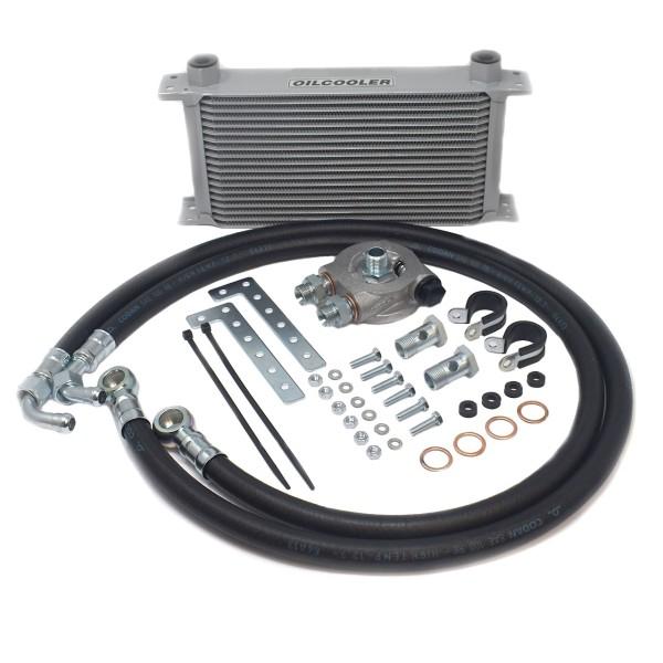 Ölkühler mit Thermostat 65-73, Bausatz