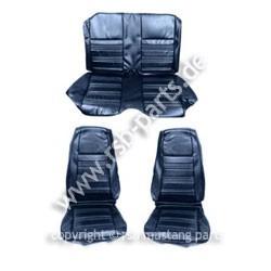 Sitzbezugsatz Standard, 70 Cabriolet, Blau (Blue)