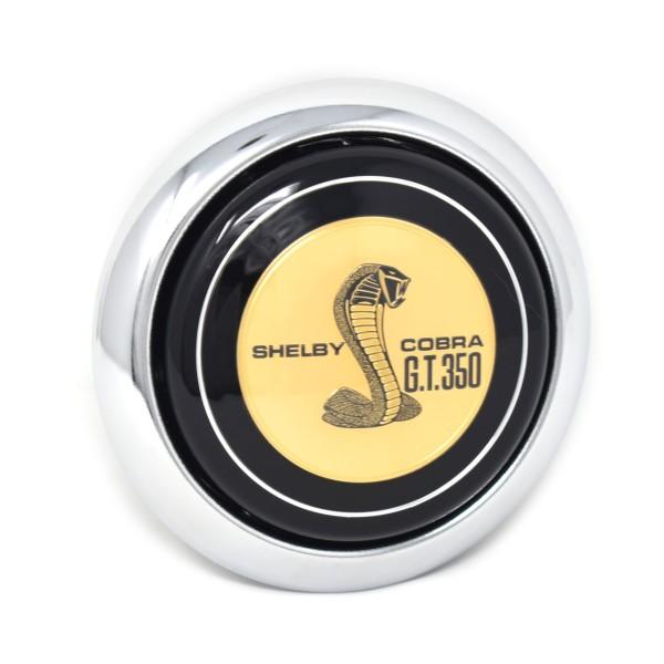 Hupenknopf GT350 für Shelby Holzlenkrad