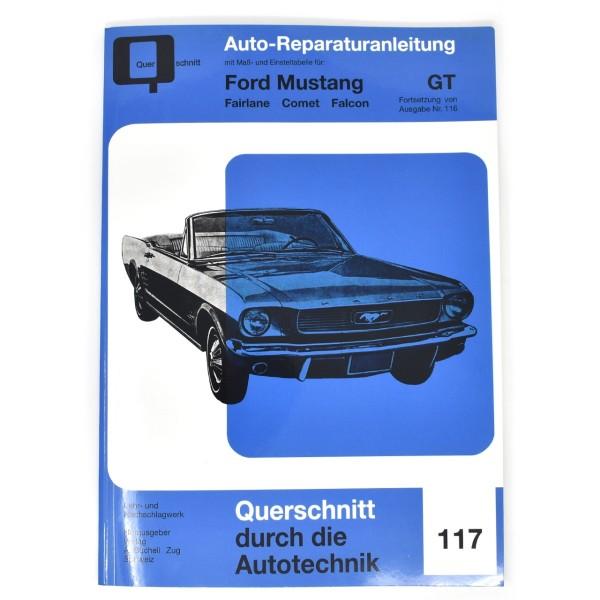 Buch Reparaturanleitung für Ford Mustang 65-68, Band 2