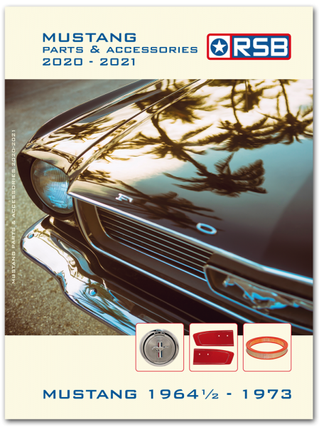RSB-Mustang-Parts-Katalog 2020/2021