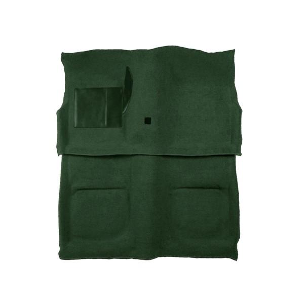 Teppich 65-68 Cabrio dunkelgrün
