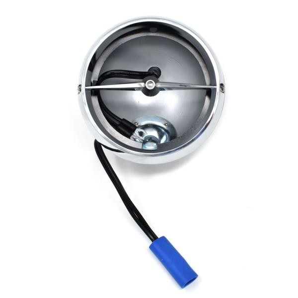 Gehäuse Nebelscheinwerfer, 68, mit blauem OEM-Stecker