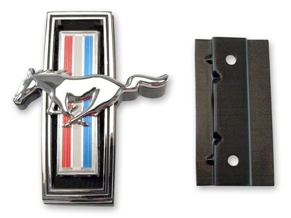 Kühlergrill-Ornament, 69, nur Mustang