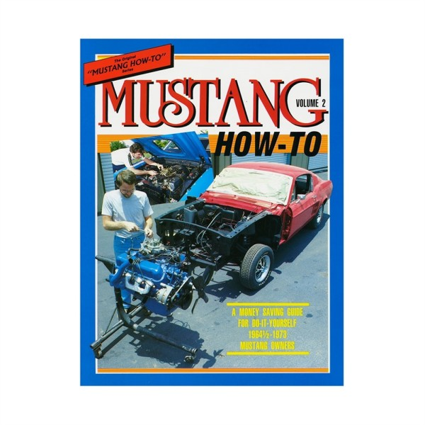 Buch Mustang How To Band 2
