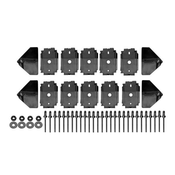 Clipsatz Türschweller, 65-66, für rechts und links