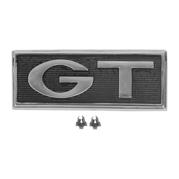 Kotflügel-Emblem GT, 68