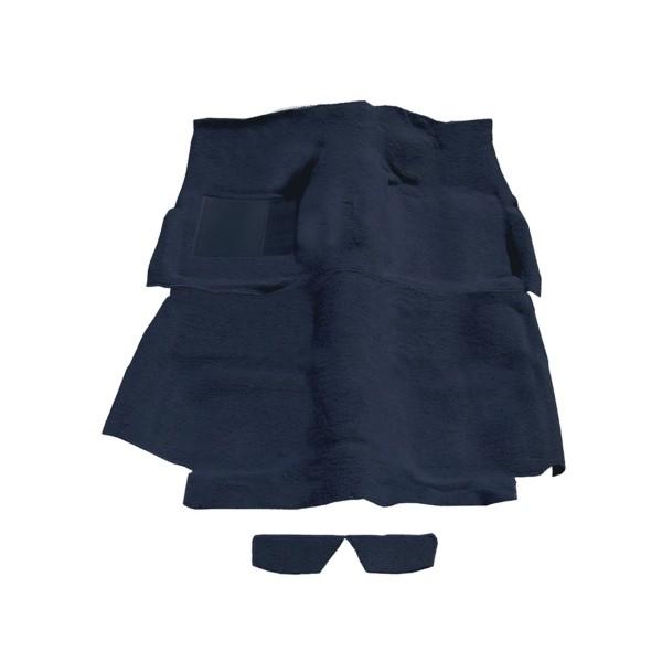 Teppich 65-68 Fastback dunkelblau