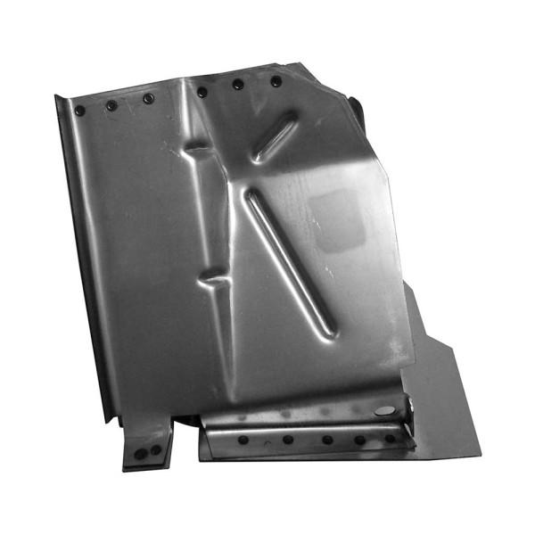 Längsträgerverstärkung, LH, 65-70, Coupe & Fastback