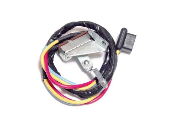 Gebläseschalter für Lüftermotor Heizung, ab 04/65-66, 3-Speed