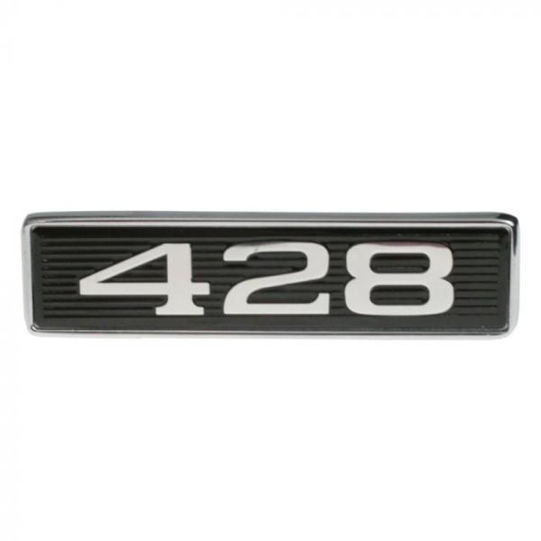 """Emblem für Hutze """"428"""", 69-70"""