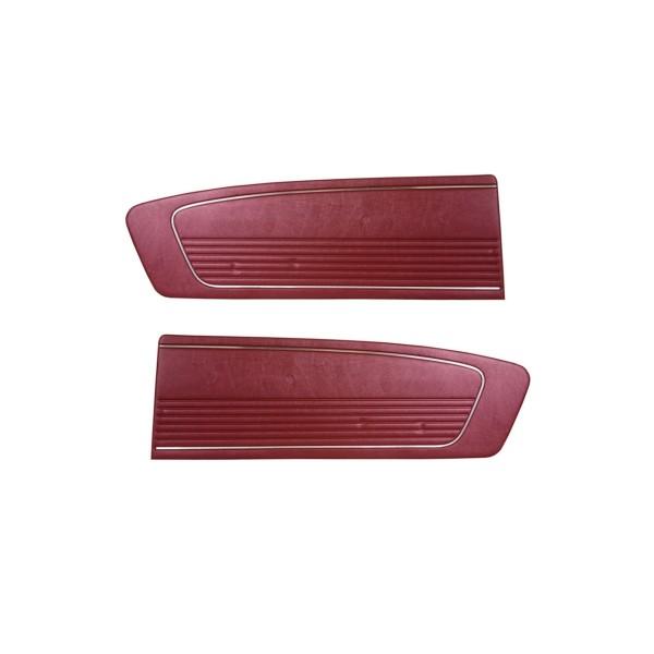Türverkleidungen Standard, 66, dunkel-rot