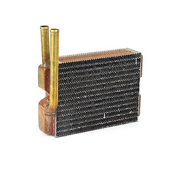Wärmetauscher Heizungskühler, 71-73, ohne Klimaanlage, Messing