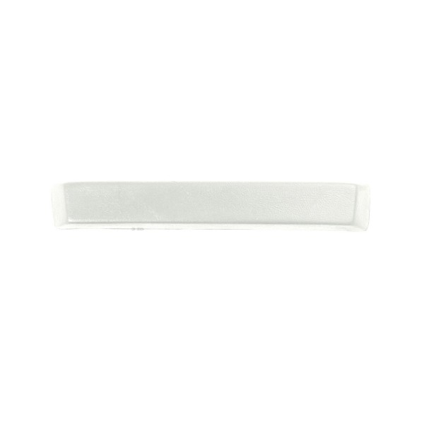 Armlehne Standard, 65-66, Weiß