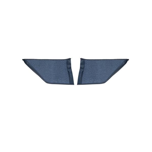 Teppichbezug Fußraum C+F 65-68 fordblau