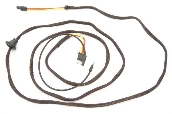 Kabelbaum Verdeck, ab Schalter an Hydraulikmotor, 65-66