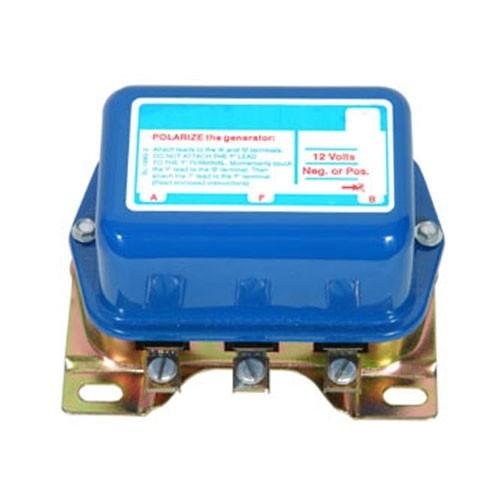 Regler-Lichtmaschine, 64-1/2, für Generator