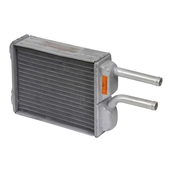 Wärmetauscher Heizkühler, 67-73, mit Klimaanlage, Alu