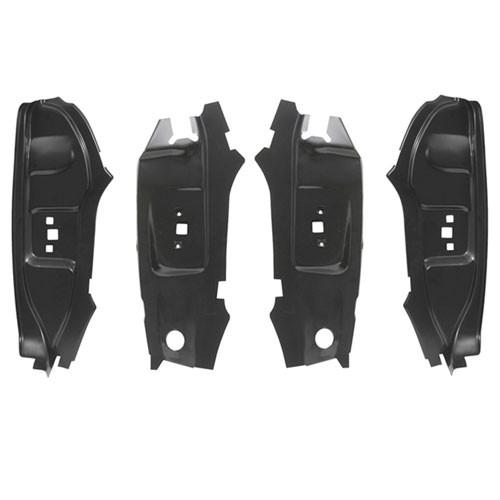 B-Säulenblech - Trägerblech Schließdorn, 67-68, RH & LH