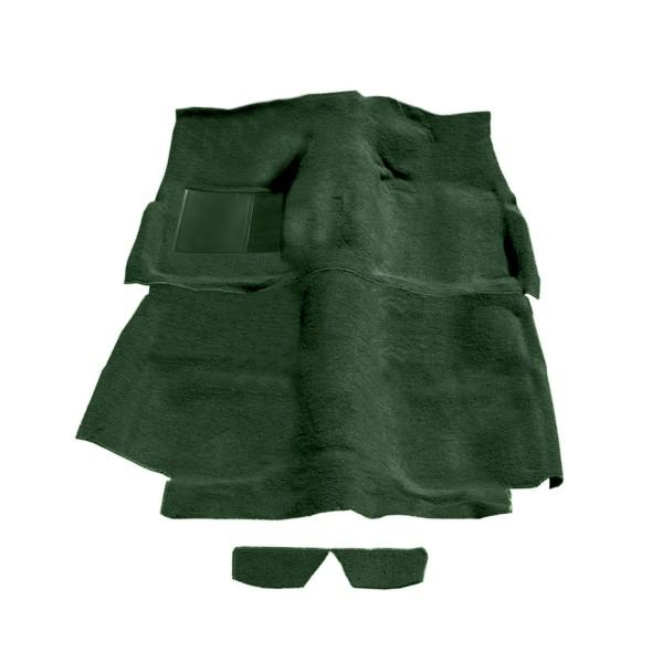 Teppich 65-68 Fastback dunkelgrün