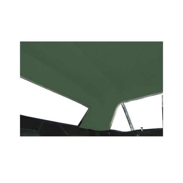Dachhimmel 65-70 Coupe dunkelgrün