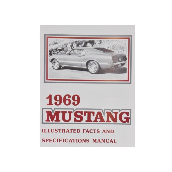 Buch Illustrated Facts Book 69