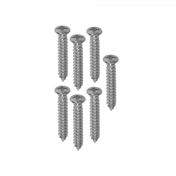 Schrauben Sonnenblendenhalter, 71-73, Cabriolet, 7-Stück