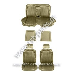 Sitzbezugsatz Standard, 69 Coupe, Efeu-Gold (Dk.Ivy Gold)