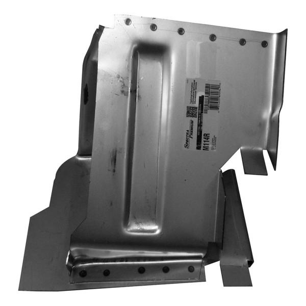 Längsträgerverstärkung Cabriolet, RH, 65-73
