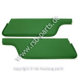 Sonnenblenden, 69-73, Cabrio, grün