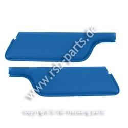 Sonnenblende Cabriolet, 67-68, blau