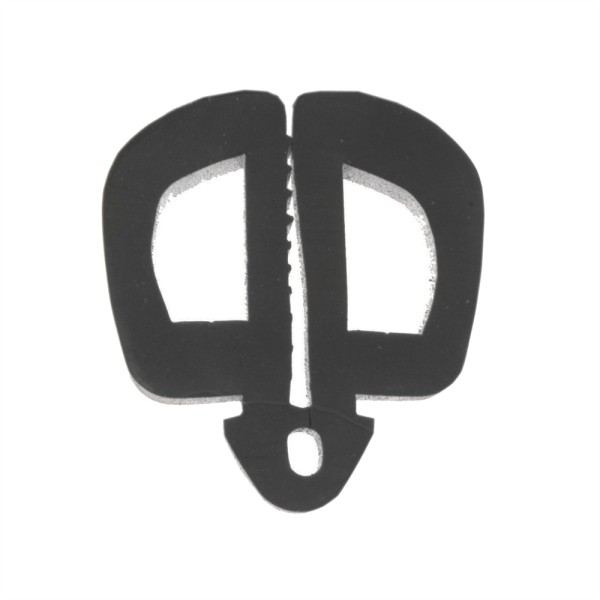 Auflagegummi Kotflügel-Motorhaube, 69-70