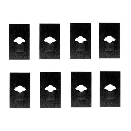 Befestigungsclips für Grill im Haubenblinker, 67-68