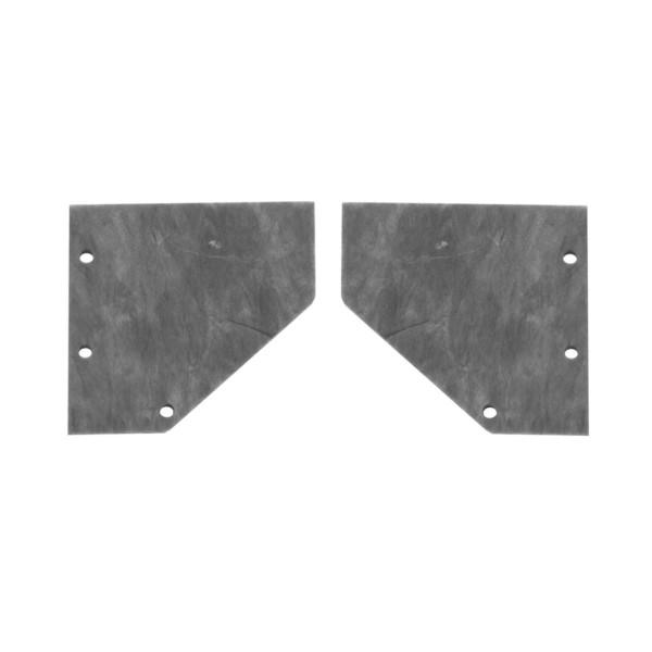 Isolation Verkleidung Fußraum, 65-68